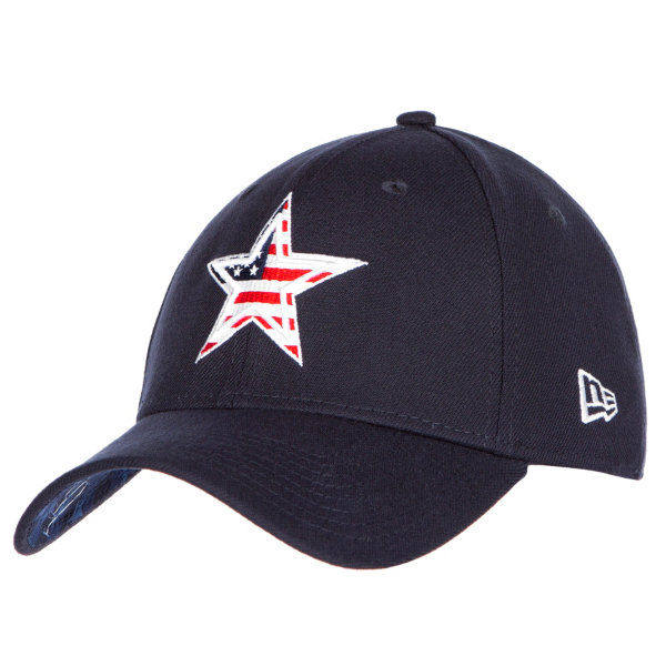 Dallas Cowboys New Era Mens 4th of July 39Thirty Hat