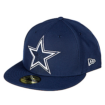 Dallas Cowboys New Era Mens Threads 59Fifty Hat