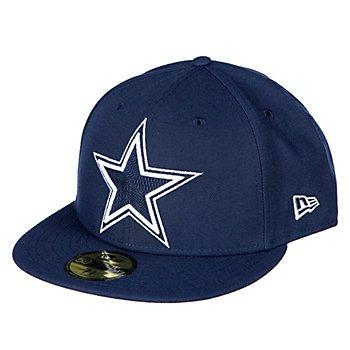 Dallas Cowboys New Era Mens Threads 59Fifty Hat