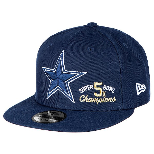 Dallas Cowboys New Era Mens Title 9Fifty Hat