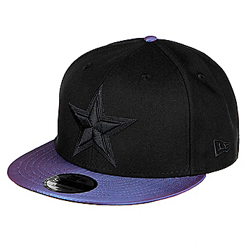 Dallas Cowboys New Era Mens Visor Shift 9Fifty Cap
