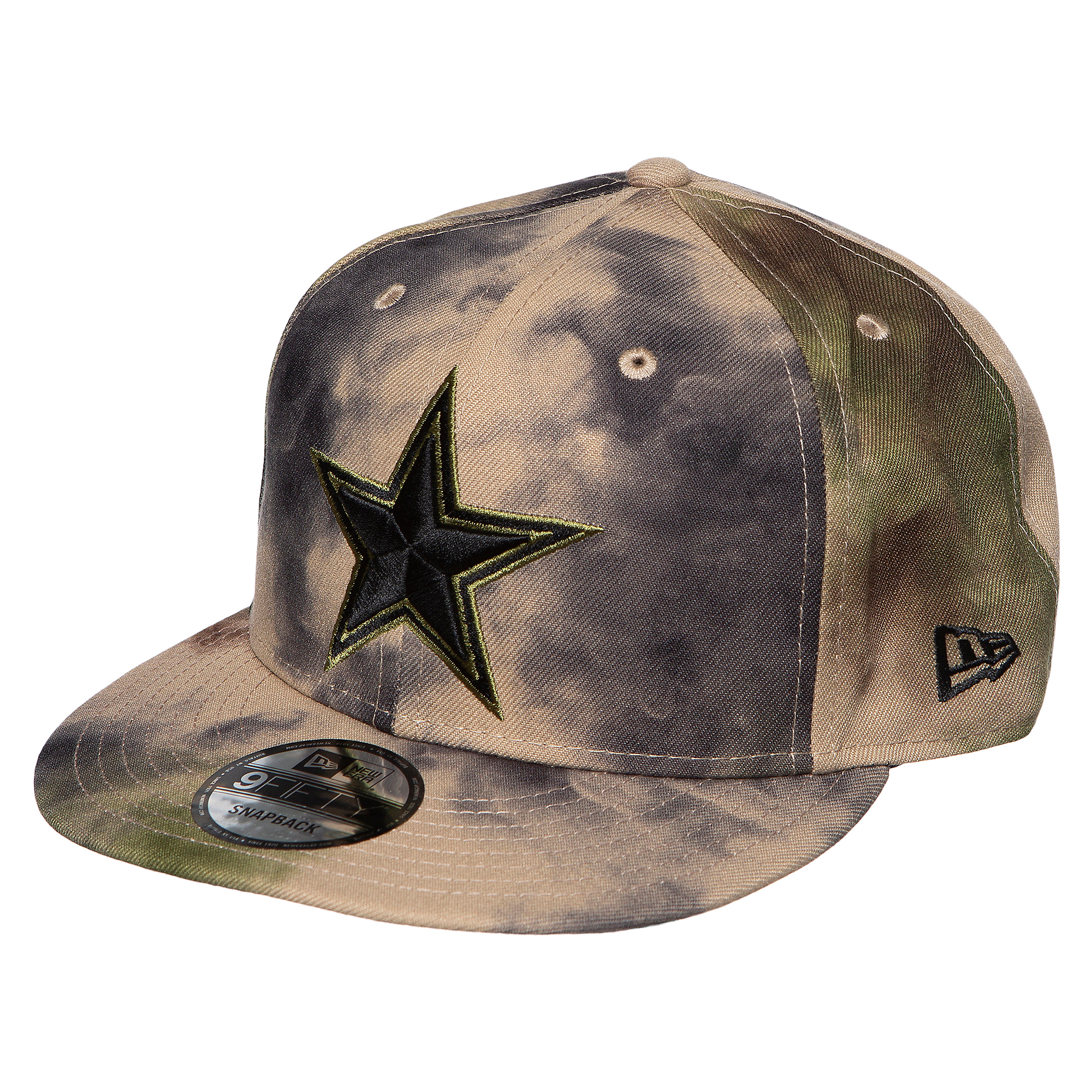 Dallas Cowboys New Era Mens Color Disturbance 9Fifty Cap