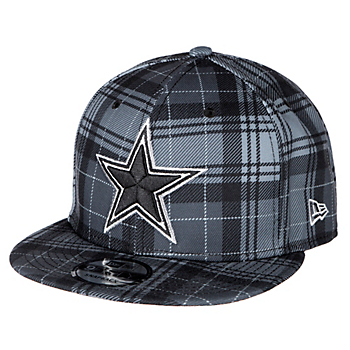 Dallas Cowboys New Era Mens Tartan 9Fifty Cap