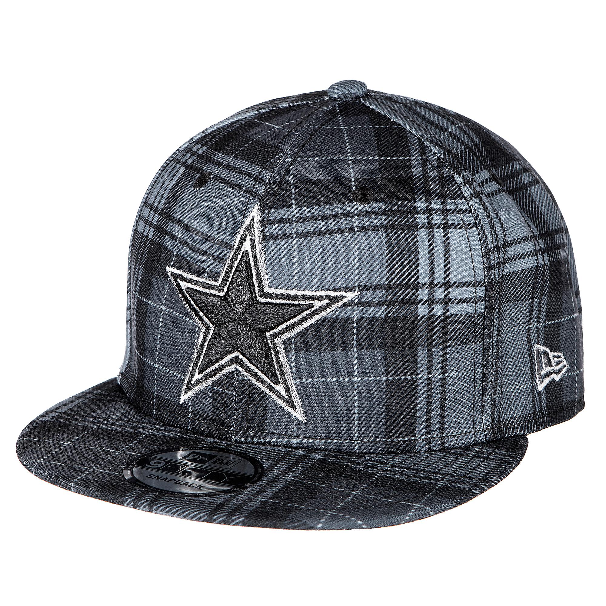 Dallas Cowboys New Era Mens Tartan 9Fifty Cap
