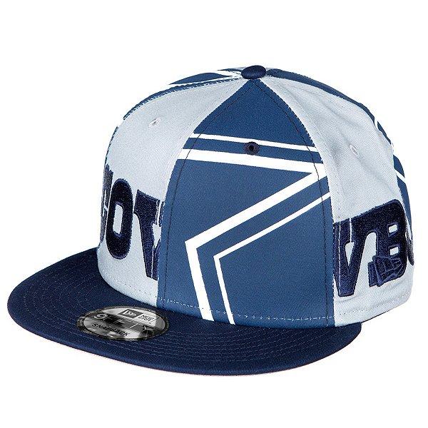 Dallas Cowboys New Era Mens All Over 9Fifty Hat