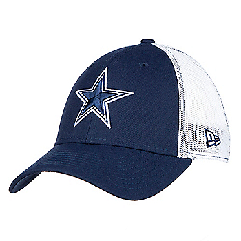 Dallas Cowboys New Era Mens Trucker 39Thirty Cap