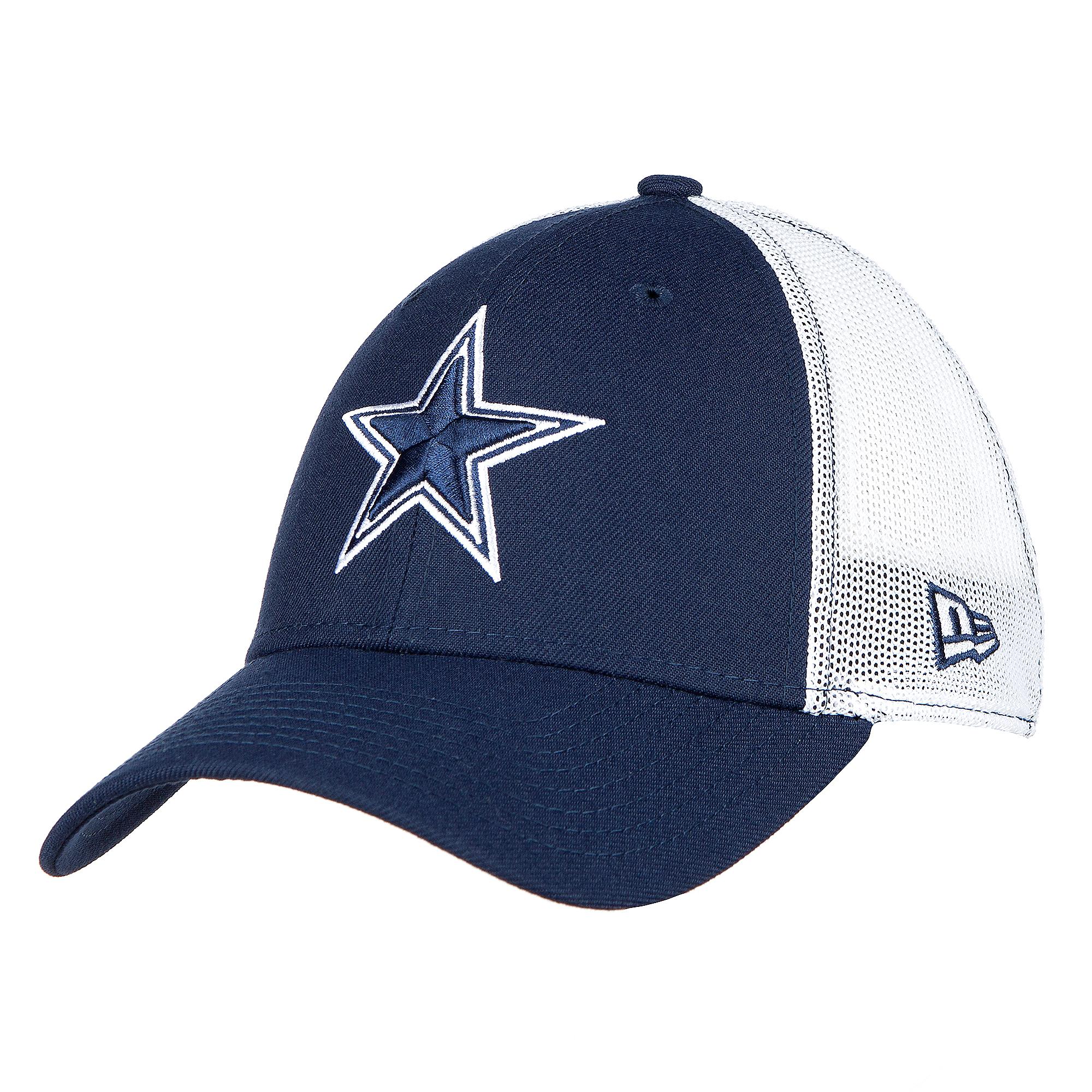 Dallas Cowboys New Era Mens Trucker 39Thirty Cap