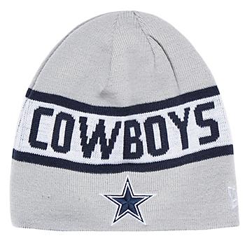 Dallas Cowboys New Era Mens Reverse Beanie