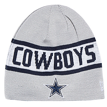 Dallas Cowboys New Era Mens Reverse Beanie