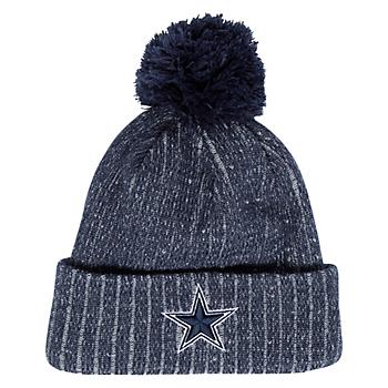 Dallas Cowboys New Era Mens Color Twist Knit Hat