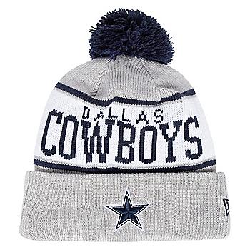 Dallas Cowboys New Era Mens Stripe Knit Hat