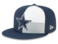 Dallas Cowboys New Era 2019 Draft Mens 59Fifty Cap