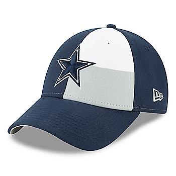 09314fa9e97 Dallas Cowboys New Era 2019 Draft Mens 9Forty Cap