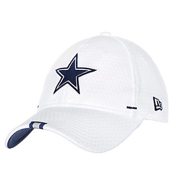 new styles 3457f 37239 Dallas Cowboys New Era Mens White Training 9Twenty Cap
