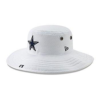 Dallas Cowboys New Era Mens Panama Training Bucket Hat