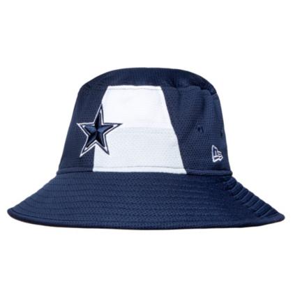 Dallas Cowboys New Era 2019 Draft Mens Bucket Hat Dallas Cowboys Pro Shop