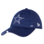 Dallas Cowboys New Era Mens Navy Training 9Twenty Cap