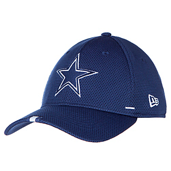 Dallas Cowboys New Era Mens Navy Training 39Thirty Cap