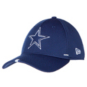 Dallas Cowboys New Era Mens Navy Training 39Thirty Hat