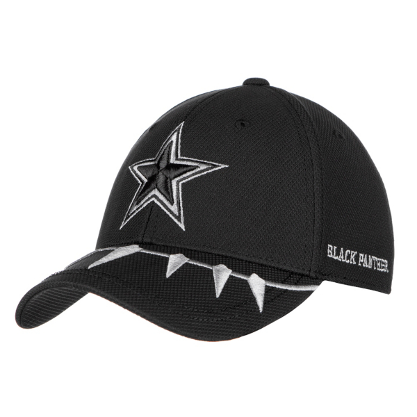 Dallas Cowboys MARVEL Black Panther Squad Cap