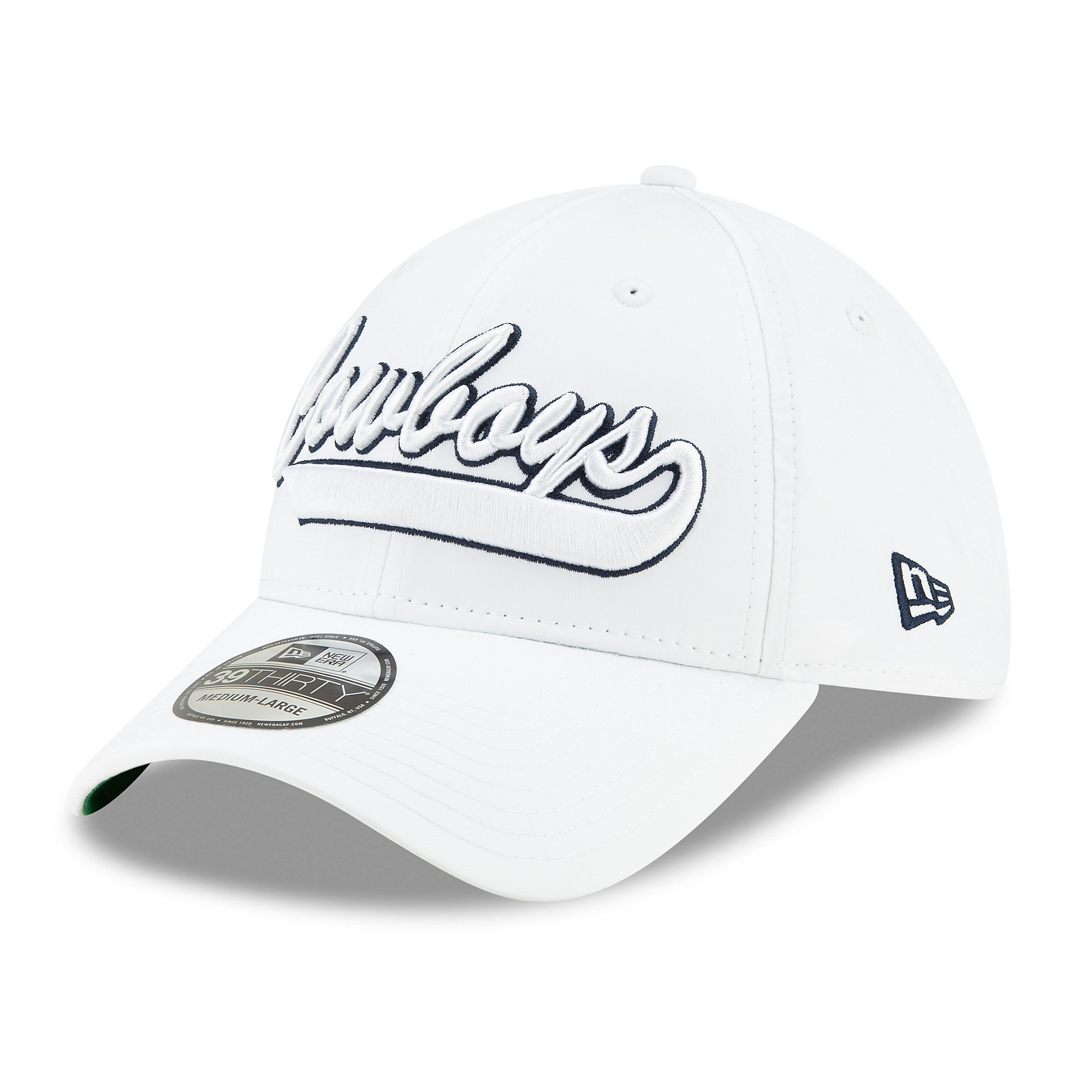 Dallas Cowboys New Era Mens 1960s Sideline 39Thirty Hat