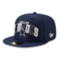 Dallas Cowboys New Era Mens 1990s Sideline 59Fifty Hat