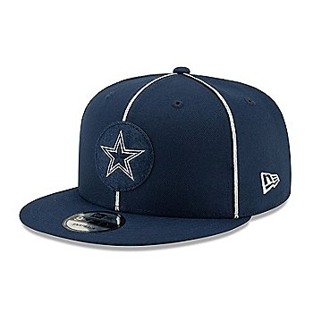 Dallas Cowboys New Era Mens 1920s Sideline 9Fifty Hat