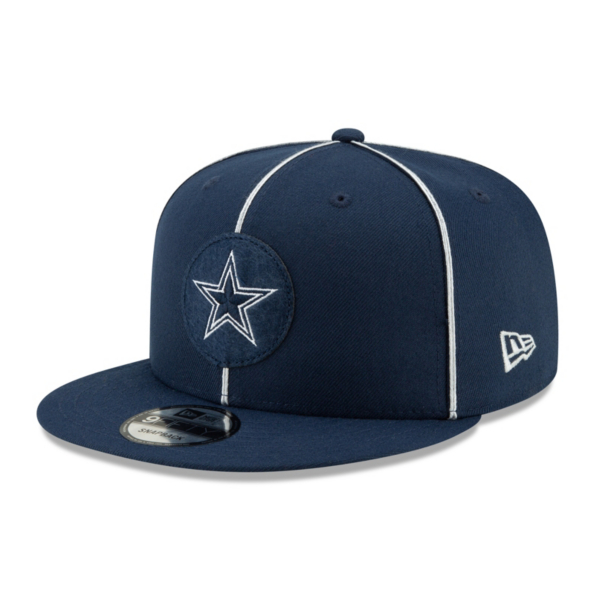 Dallas Cowboys New Era Mens 1920s Sideline 9Fifty Hat