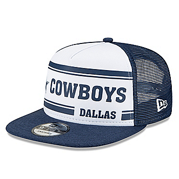 Dallas Cowboys New Era Mens 1970s Sideline 9Fifty Cap