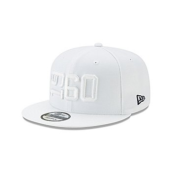 Dallas Cowboys New Era Mens White On-Field Sideline 9Fifty Hat