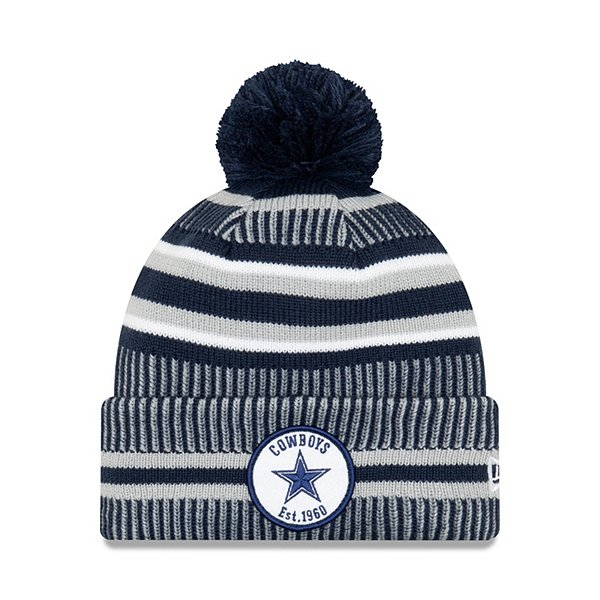 Dallas Cowboys New Era Mens Sport Home Knit Hat
