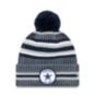 Dallas Cowboys New Era Mens Sport Home Knit Hat