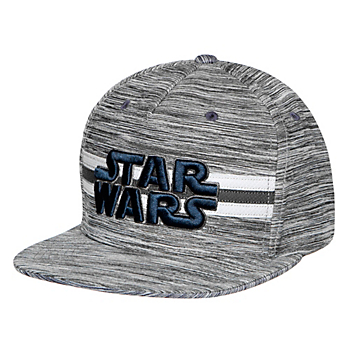Dallas Cowboys Star Wars Grey Jedi Snapback Hat