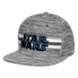 Dallas Cowboys Star Wars Grey Jedi Snapback Cap