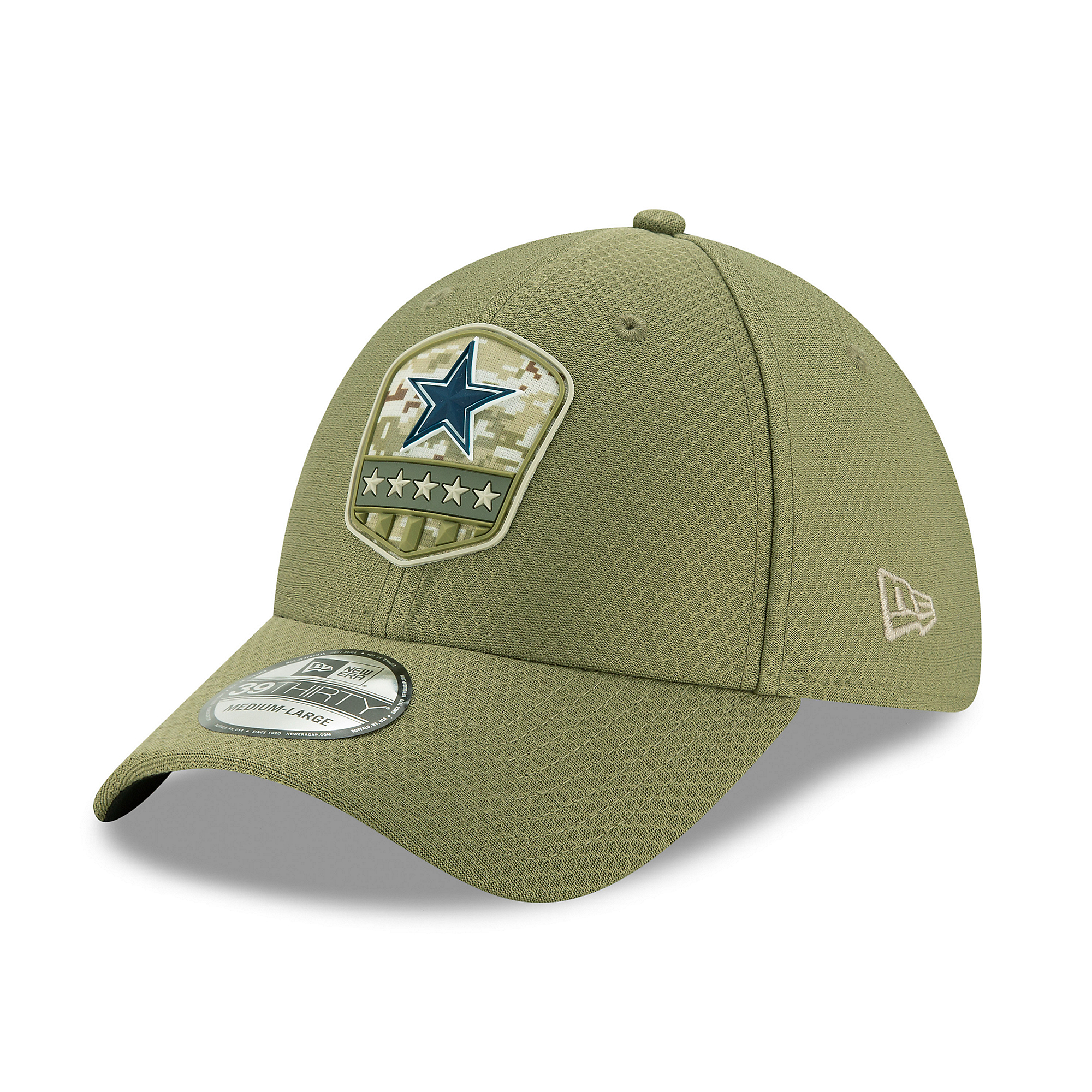 Dallas Cowboys New Era Salute to Service Mens 39Thirty Cap
