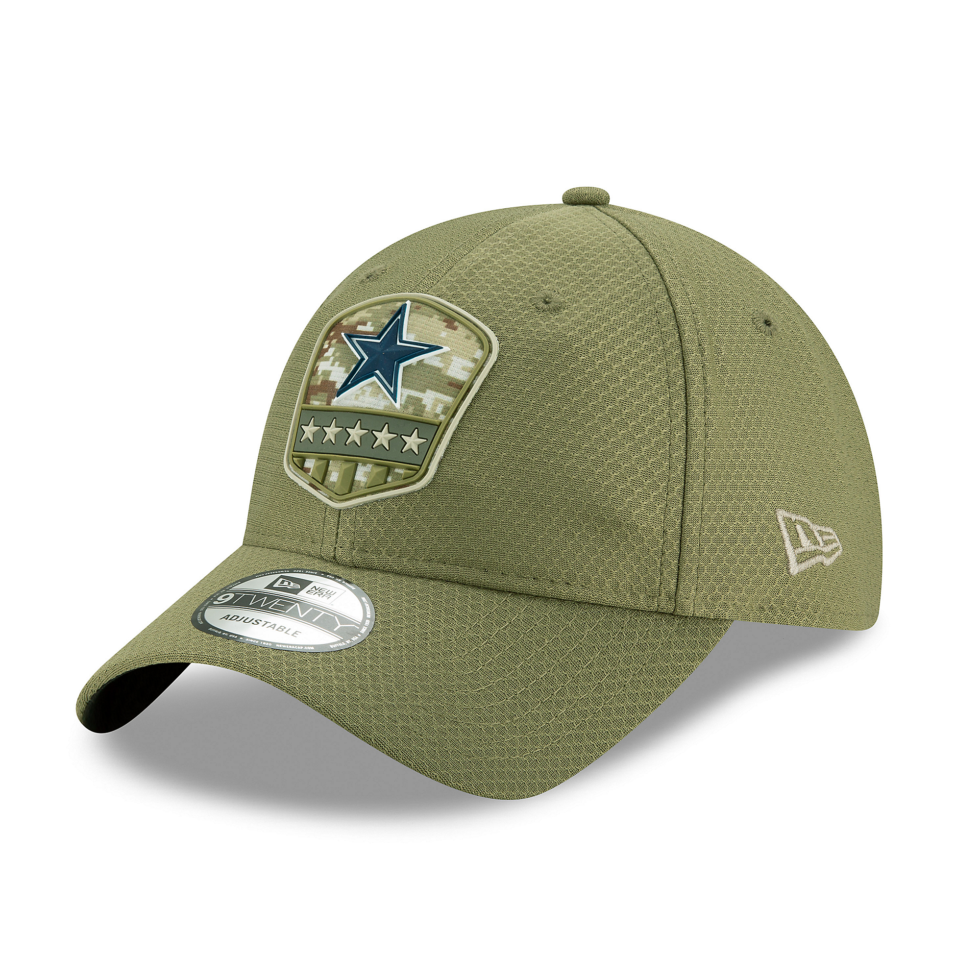 Dallas Cowboys New Era Salute to Service Mens 9Twenty Cap