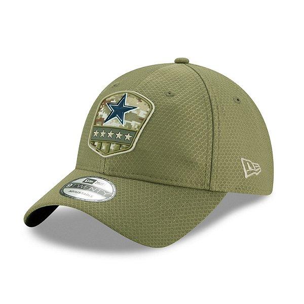 Dallas Cowboys New Era Salute to Service Mens 9Twenty Cap
