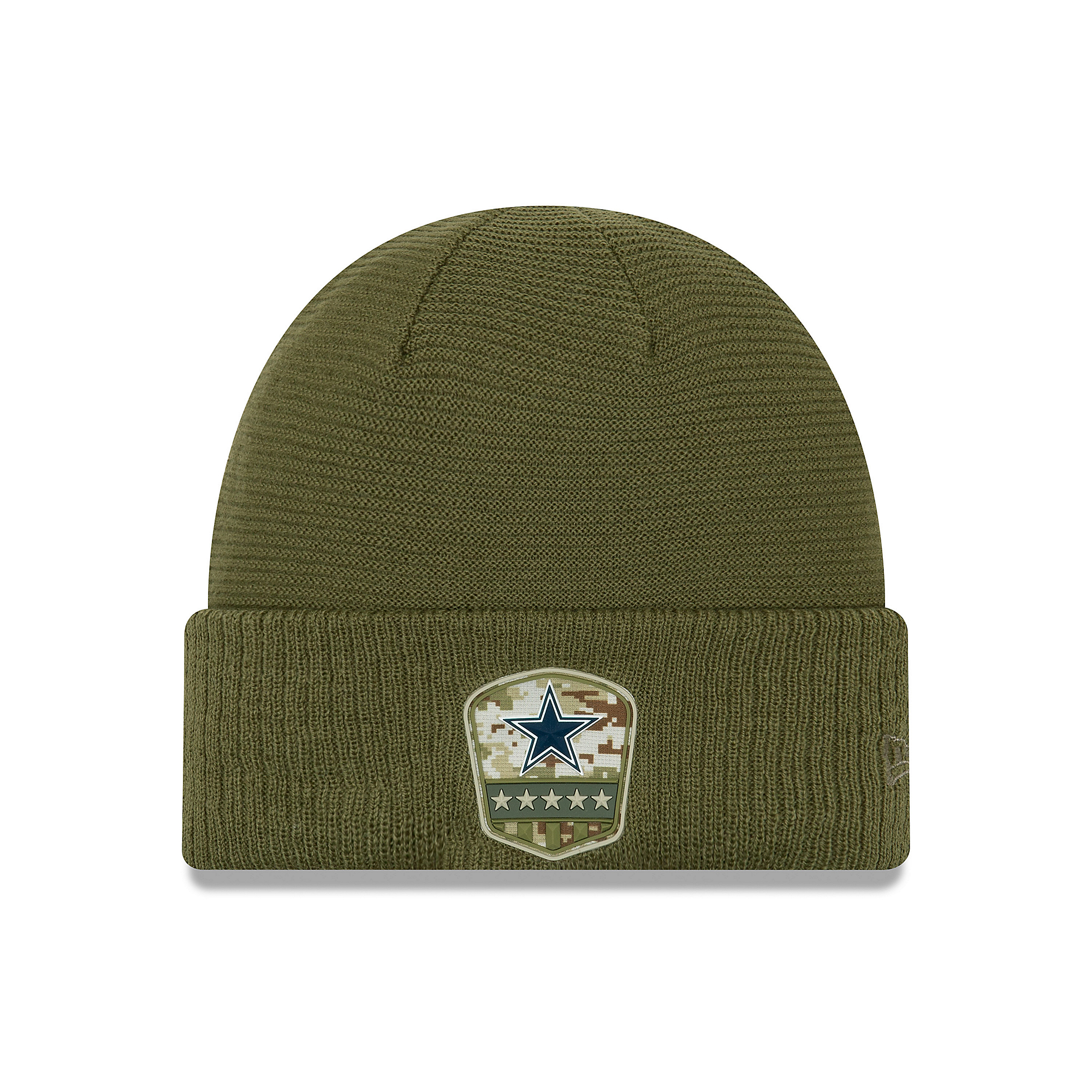 Dallas Cowboys New Era Salute to Service Mens Knit Hat