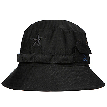 Dallas Cowboys New Era Salute to Service Mens Black Bucket Hat