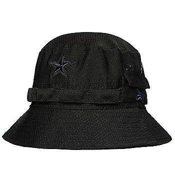 Dallas Cowboys New Era Salute to Service Mens Black Bucket Hat