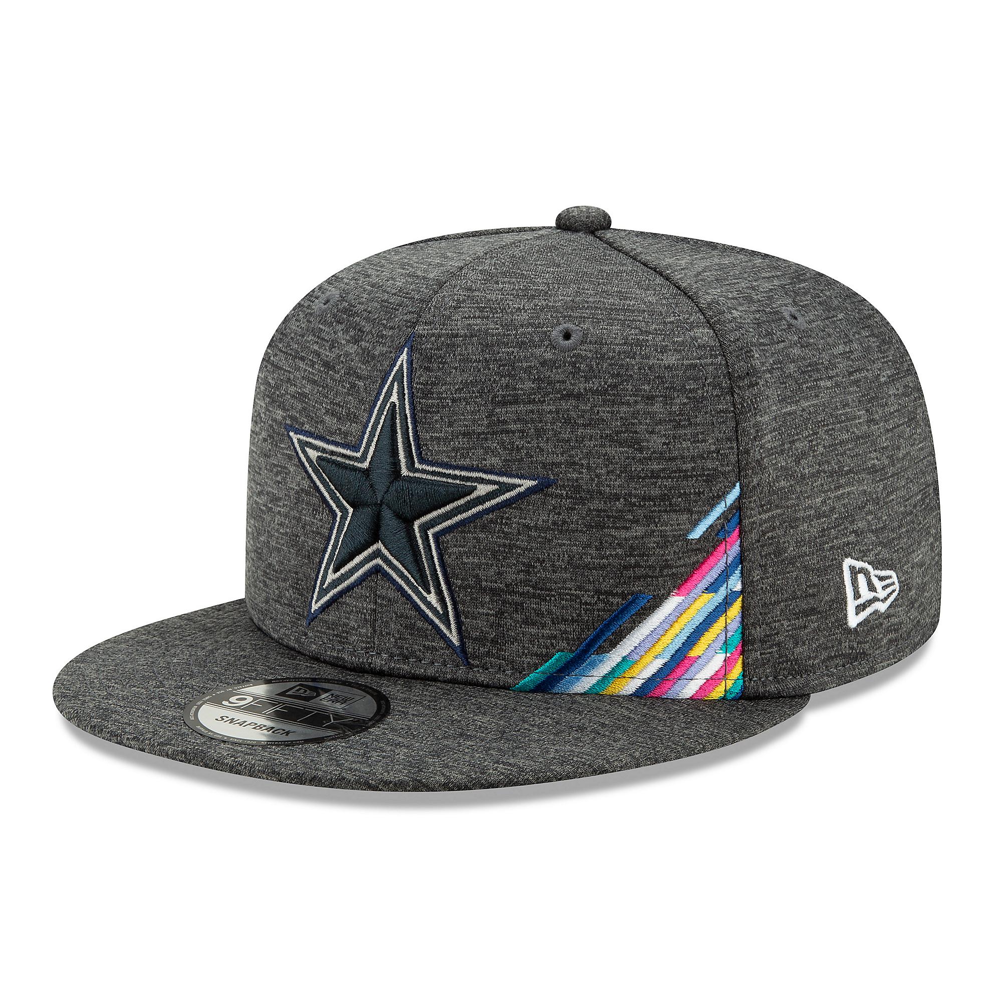 Dallas Cowboys New Era Mens Crucial Catch 9Fifty Cap
