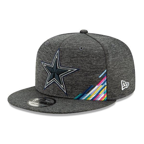 Dallas Cowboys New Era Mens Crucial Catch 9Fifty Hat