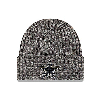 Dallas Cowboys New Era Mens Crucial Catch Knit Hat