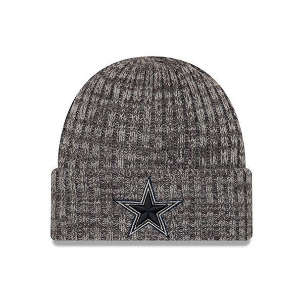 Dallas Cowboys New Era Mens Crucial Catch Knit Hat