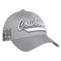 Dallas Cowboys New Era Mens Grey 1960s Sideline 39Thirty Cap