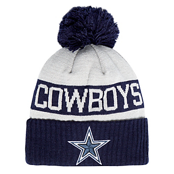 Dallas Cowboys Mens Chatfield Knit Hat