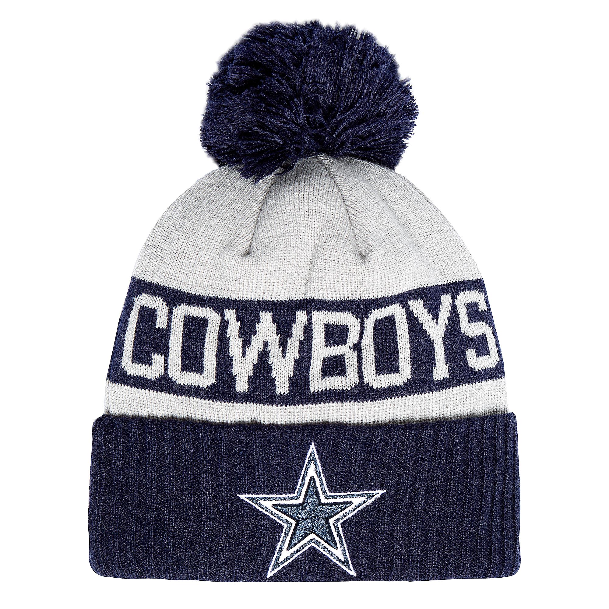 Dallas Cowboys Mens Chatfield Knit Hat