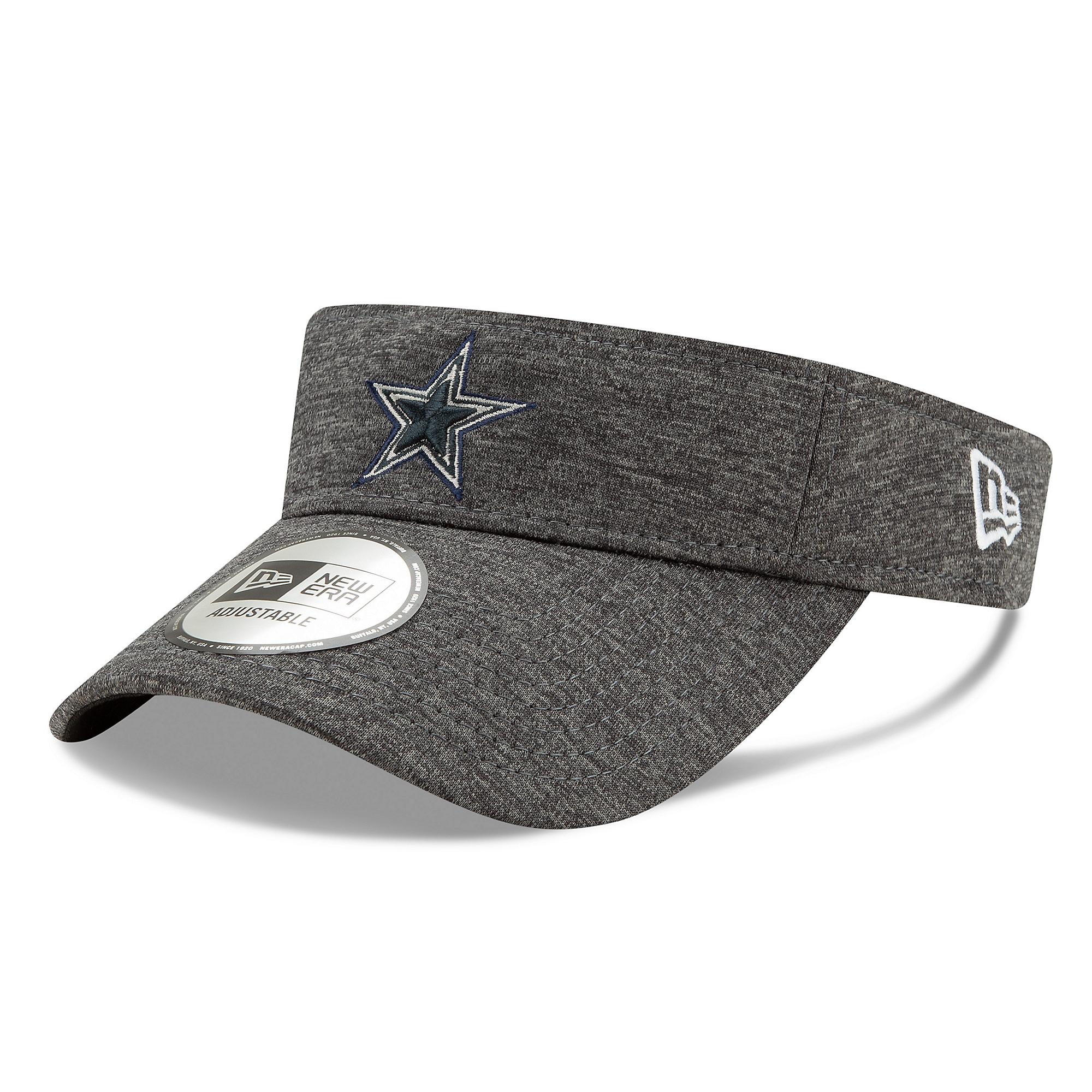 Dallas Cowboys New Era Mens Crucial Catch Visor