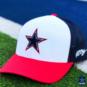 Dallas Cowboys Hooey Mens Basalt Adjustable Cap