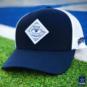 Dallas Cowboys Hooey Mens Obsidian Adjustable Cap